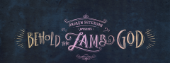 behold the lamb graphic 2